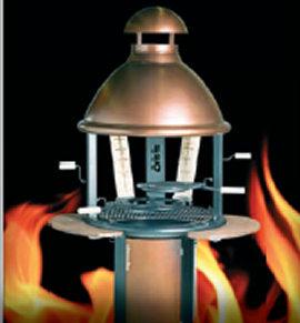 TUNDRAGRILL BBQ – HOHES MODELL