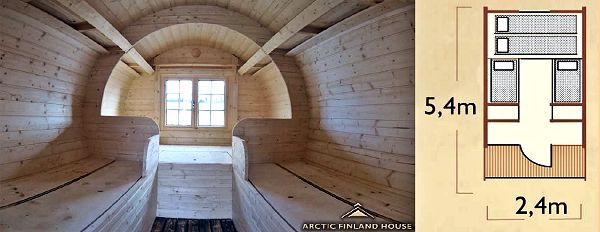 camping tonne kristina gross skandinavia. Black Bedroom Furniture Sets. Home Design Ideas
