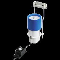 Wasserpflege und Einhängefilteranlagen für unsere Badefässer