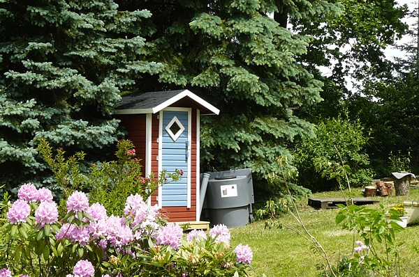 """""""Utedass"""" - ÖKO Komposttoilette"""