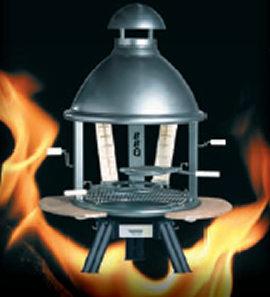TUNDRAGRILL BBQ – NIEDRIGES MODELL