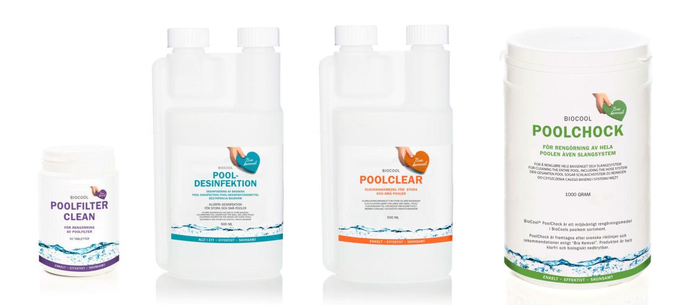 BioCool-Sortiment