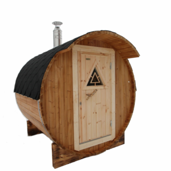 "Sauna mit ""HARVIA "" Elektro Ofen"