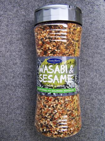 Wasabi & Sesame more. by Santa Maria