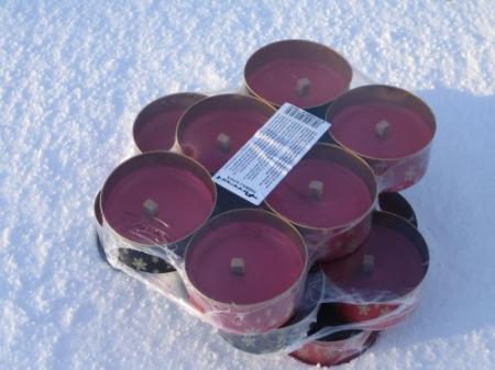 Outdoor Candle – Fireball - Marschall  6er Set