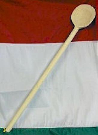 Kochlöffel ideal für Gulaschkessel und den Hordentopf