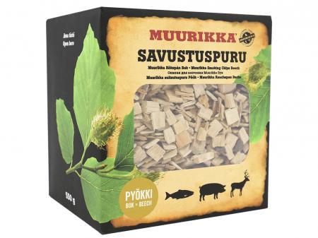 Muurikka - Grobe Räucherspäne Buche 550g
