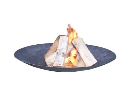 Fire-Bowl (Feuerschüssel) rustikale Lagerfeuerschale