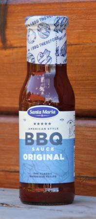 BBQ Sauce Original 355g
