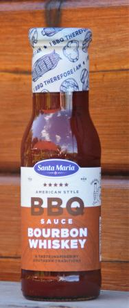 BBQ Sauce Bourbon Whiskey