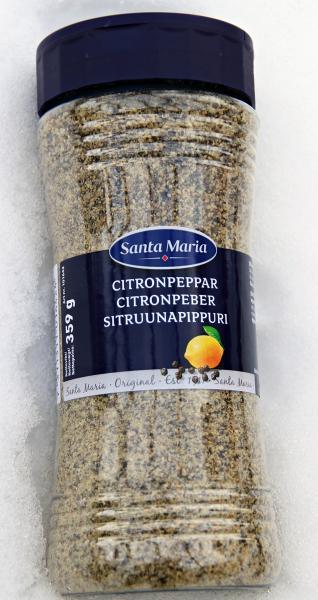 Santa Maria Zitronenpfeffer
