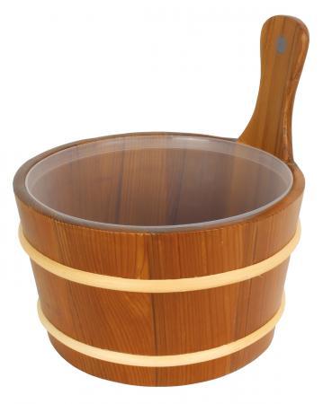 Holzkübel - Saunaeimer Holz