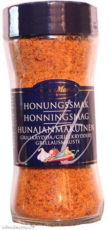 """Grillkräuter mit Honiggeschmack von """"Santa Maria"""" 110g"""