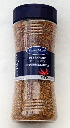 """Pepparmix von """"Santa Maria"""""""
