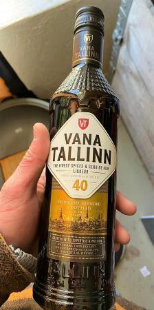 Vana Tallinn Likör 40%