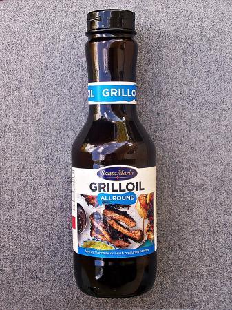 """Grill Öl Allround von """"Santa Maria"""""""