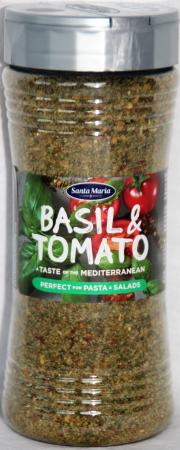 Basil & Tomato more. by Santa Maria